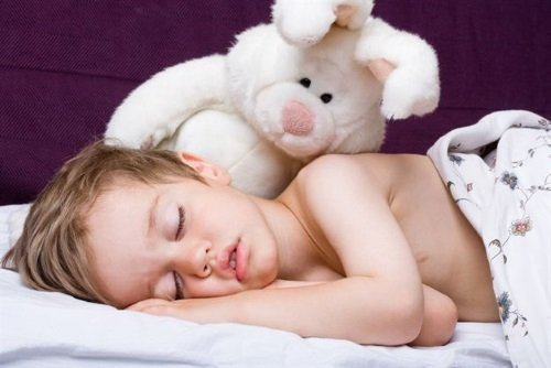 Сладкий сон и мягкая игрушка