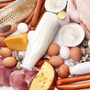 Продукты белковой диеты