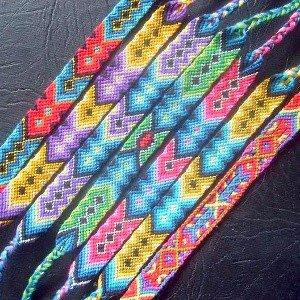 Плетение из мулине видео уроки для начинающих