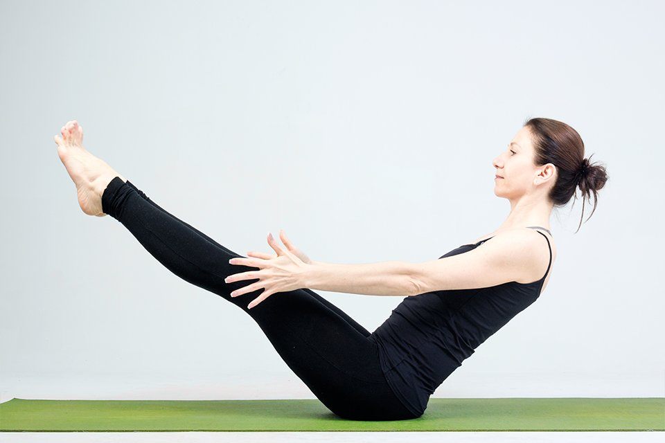 как убрать живот после родов упражнения картинки