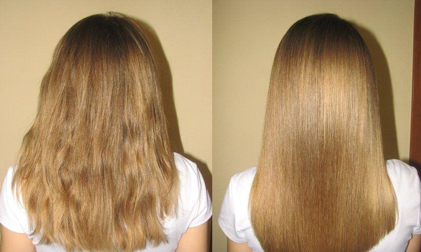 Ламинирование волос на дому - Экзотическое ламинирование 653