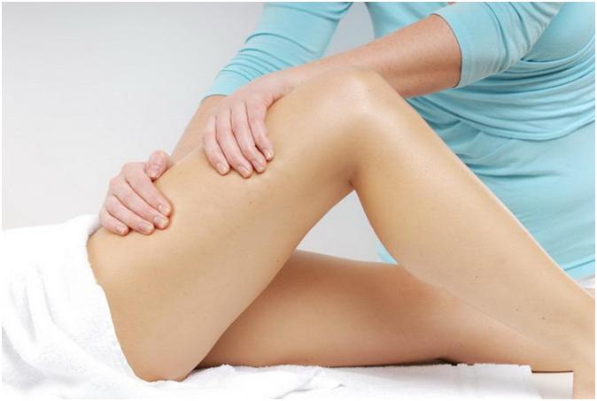 Массаж для борьбы с болью в мышцах