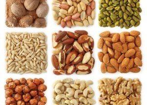 Основные продукты, содержащие белок