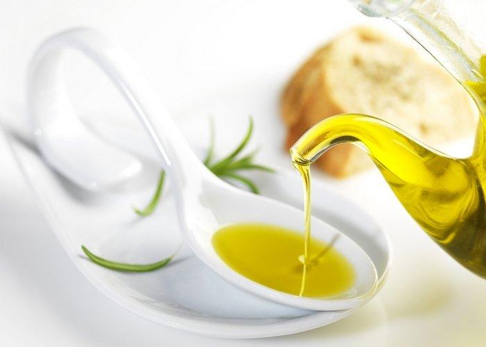 Оливковое масло в кухне