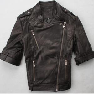 Куртка с коротким рукавом