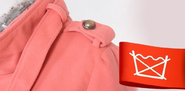Ярлычок на кашемировом пальто