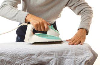 Как нужно правильно гладить рубашку?