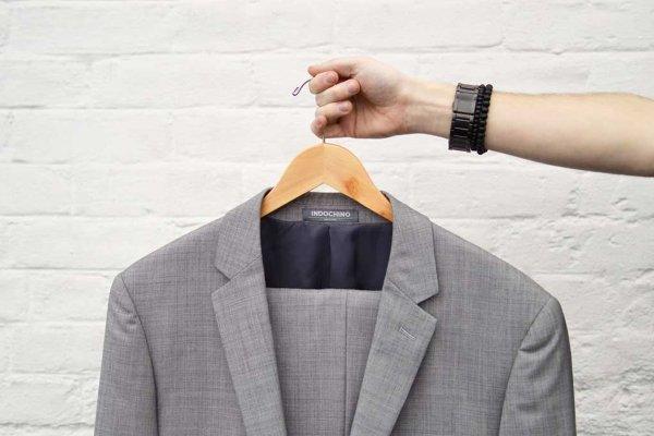 Стирка пиджака