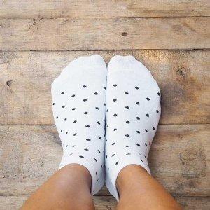Отстирать белые носки