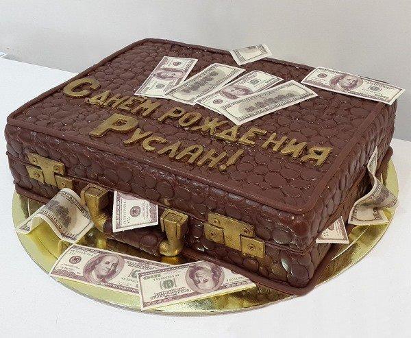 Торт на день рождения по индивидуальному заказу