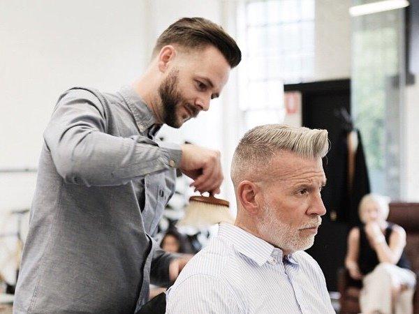 Barbershop - парикмахерская для мужчин