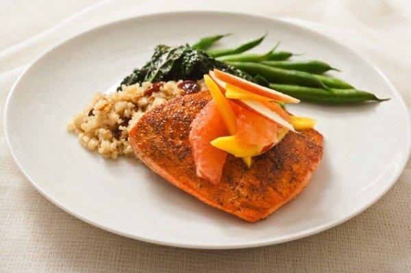 Питание при бессолевой диете