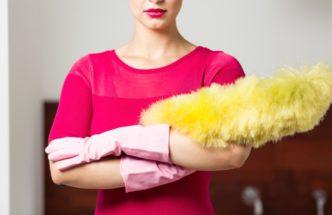 Как бороться с пылью в доме: основные этапы эффективной уборки