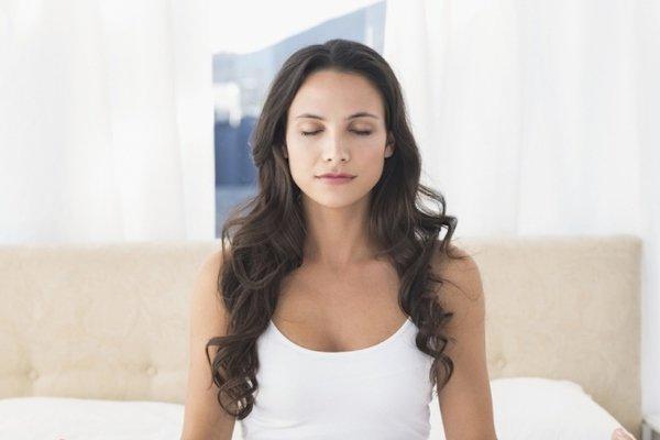 Техника дыхания для успокоения
