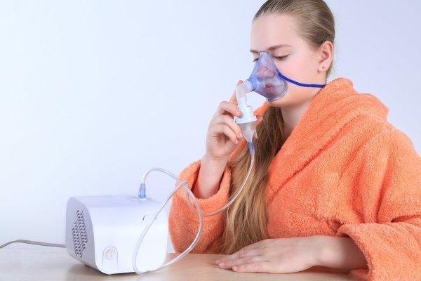 Лечения ингалятором в домашних условиях