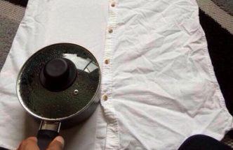 Как гладить одежду, если утюга нет под рукой?