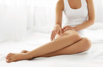 Способы удаления волос на ногах