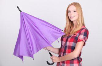 Зонт после чистки