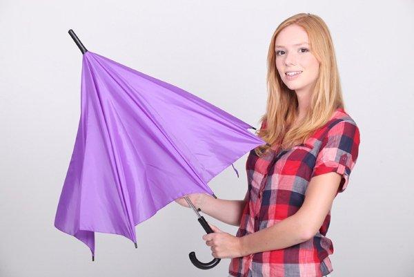 Зонт после стирки