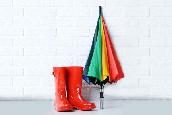 Чистка зонта