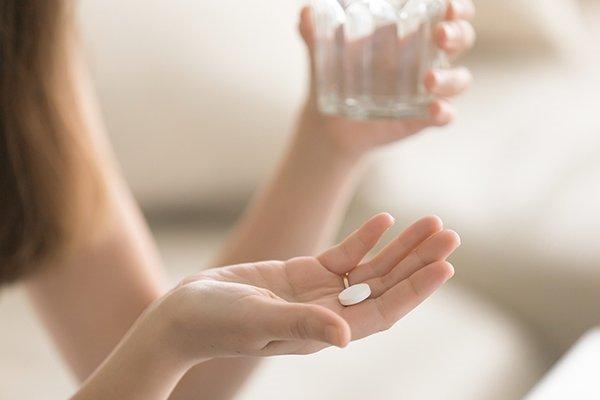 Медикаментозное лечение глистов в глазу