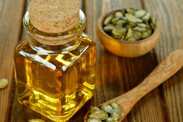 Мед с тыквенными семечками от глистов