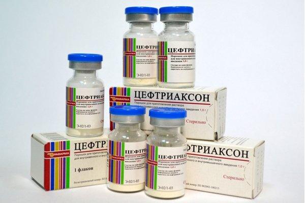 Антибиотики при простатите лучшие