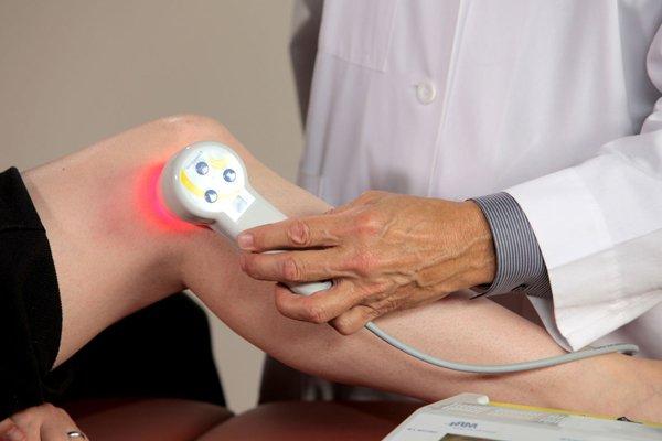 Физиотерапия в лечении артрита