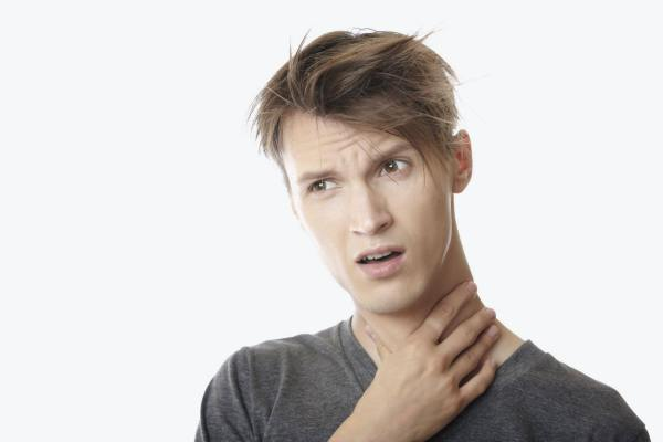 Проблема с щитовидной железой у мужчины
