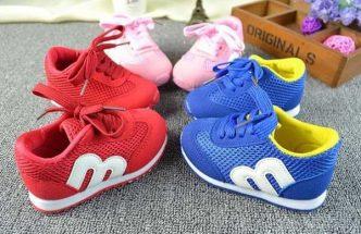 Спортивная обувь для девочек